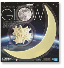 MAC TOYS - Svietiaci Mesiac A Hviezdy