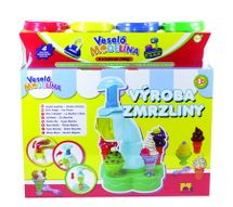 MAC TOYS - Výroba zmrzliny s náhradnou plMixelínou