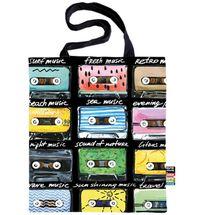 MAJEWSKI - Nákupná taška St.Right Cassettes SB10