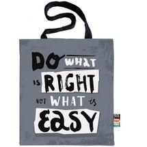 MAJEWSKI - Nákupná taška St.Right Right SB10