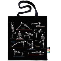 MAJEWSKI - Nákupná taška St.Right Skeleton SB10