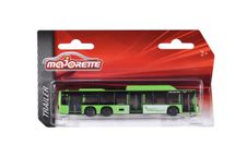 MAJORETTE - Nákladné auto alebo autobus 13cm, 6 druhov