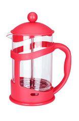 MAKRO - Čajník s fltrom 800 ml - červený