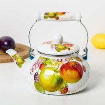 MAKRO - Čajník smalt 1,5L ovocie