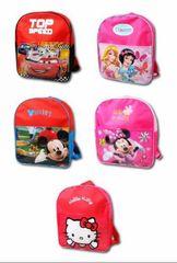 MAKRO - Detský ruksak Disney - mix farieb