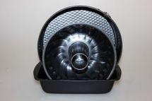 MAKRO - Forma na pečenie 3 ks 22cm, 26cm,28cm