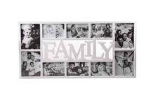 MAKRO - Fotorámik Family 72 x 36 cm