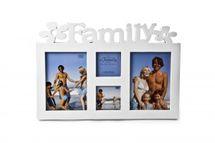 MAKRO - Plastový fotorámik Family 40 x 27 cm
