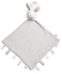 MAMAS & PAPAS - Maznáčik s králičkom šedý