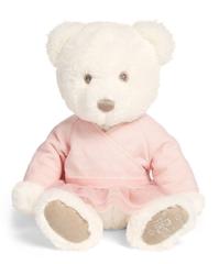 MAMAS & PAPAS - Medvedík vo svetri ružový