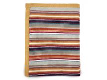 MAMAS & PAPAS - Pletená deka farebné prúžky
