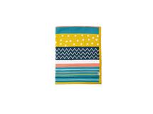 MAMAS & PAPAS - Pletená deka rôznofarebné pruhy