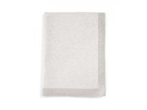MAMAS & PAPAS - Pletená deka s kašmírom šedá
