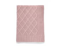 MAMAS & PAPAS - Pletená deka staroružová