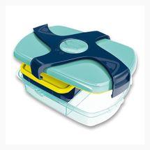 MAPED - Box na desiatu MAPED Picnik Concept, modrý