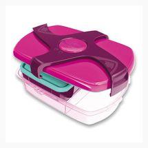 MAPED - Box na desiatu MAPED Picnik Concept, ružový