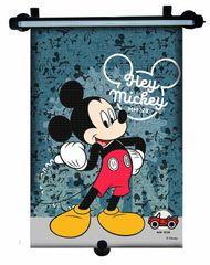 MARKAS - Tienidlo na okno auta sťahujúce 1 ks Mickey Mouse
