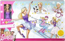 MATTEL - Bábika Barbie adventný kalendár 2018