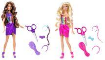MATTEL - Bábika Barbie senzačný zostrih asort