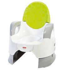 MATTEL - Baby Gear zelený nastaviteľný nočník