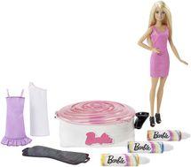 MATTEL - Barbie a špirálové návrhárstvo DMC10