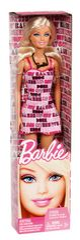 MATTEL - Barbie Barbie V Šatách Asst
