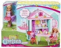 MATTEL - Barbie Chelsea A Domček