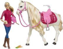 MATTEL - Barbie Dream Horse Kôň Snov