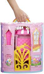 MATTEL - Barbie Dúhový Zámok