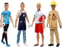 MATTEL - Barbie Ken Povolania