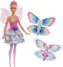 MATTEL - Barbie Lietajúca Víla S Krídlami Blondínka