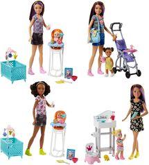MATTEL - Barbie Pestúnka Herný Set Mix