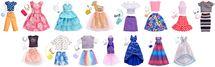 MATTEL - Barbie Šaty S Doplnkami - Mix - 1 balenie