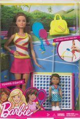 MATTEL - Barbie Športový Set Asst