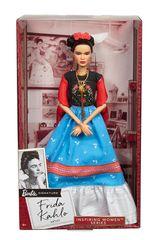 MATTEL - Barbie Svetoznáme Ženy Frida Kahlo