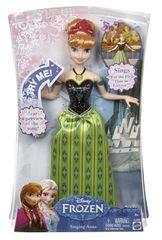 MATTEL - Disney PrincessSpievajúca Anna