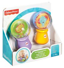 MATTEL - Fisher Price Detské Rumbaby Annabell Gule