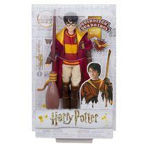 MATTEL - Harry Potter A Tajomná Komnata Metlobal - Mix