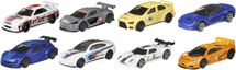 MATTEL - Hot Hot Wheelseels Tematicke Auto - Gran Turismo Mix