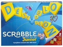 MATTEL - Junior Scrabble Cz