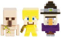 MATTEL - Minecraft minifigúrka 3 ks ASST