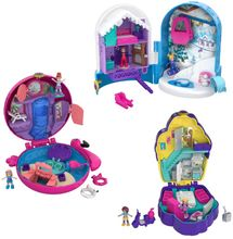 MATTEL - Polly Pocket Svet Do Vrecka - Mix