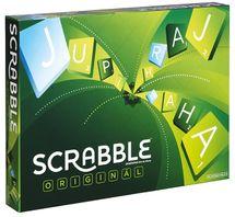 MATTEL - Scrabble Originál Cz