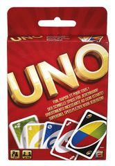 MATTEL - UNO KARTY