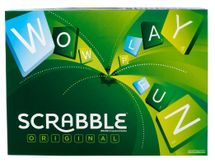 MATTEL - Y9621 Scrabble Original new SK