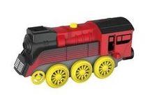 MAXIM - Elektrická lokomotíva nákladná červená 50860