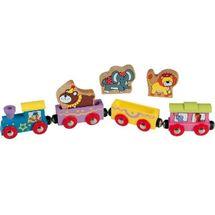 MAXIM - Vlaková súprava Cirkus 50828