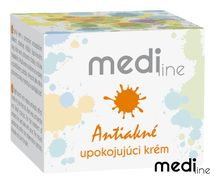 MEDI - Antiakné upokojujúci krém na aknóznu pleť50 g