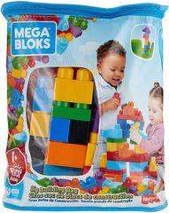 MEGA BLOKS - First Builders Big Building Bag Boys (60)