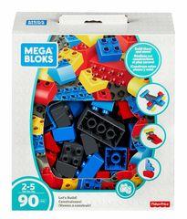 MEGA BLOKS - Jumbo box 2+ (90) FLY44
